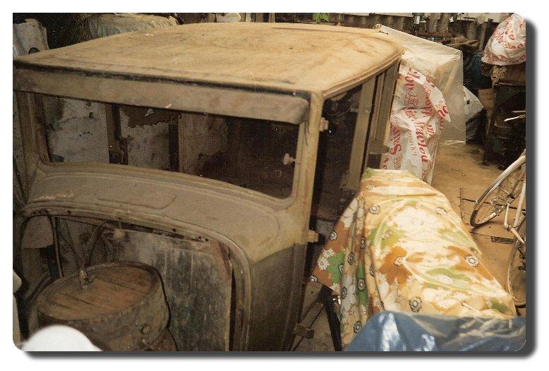 la carrosserie  traverse et cot u00e9   u00ab citro u00ebn ac4 1928
