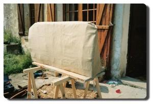 si ges et banquettes citro n ac4 1928. Black Bedroom Furniture Sets. Home Design Ideas